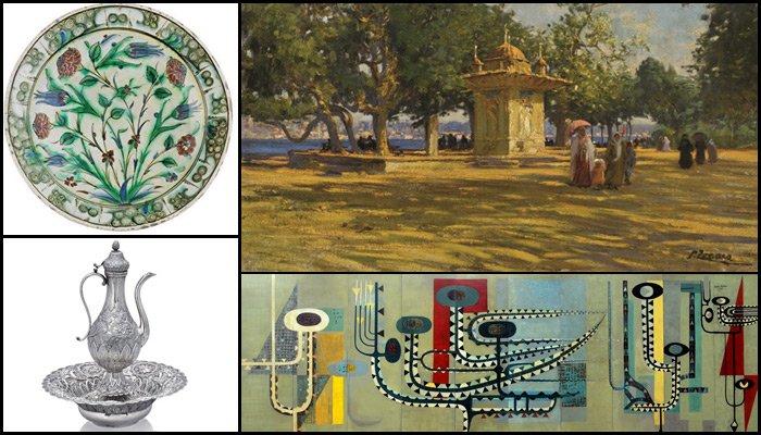 İstanbul Sanat ve Antika Fuarı'na geri sayım başladı