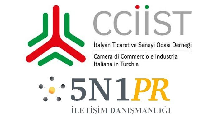 İtalyan Ticaret ve Sanayi Odası Derneği'nin iletişim ajansı 5N1PR oldu