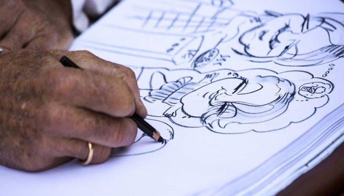 Uluslararası Ödüllü Karikatür yarışması düzenleniyor