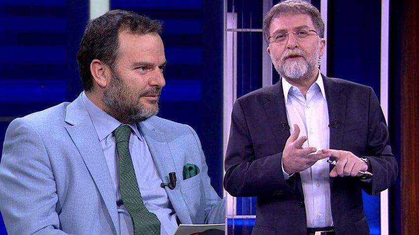 Kemal Öztürk'ün 'manşet' ifşasına Ahmet Hakan yorumu