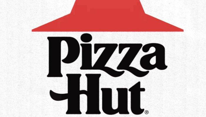 Pizza Hut logosunu değiştiriyor