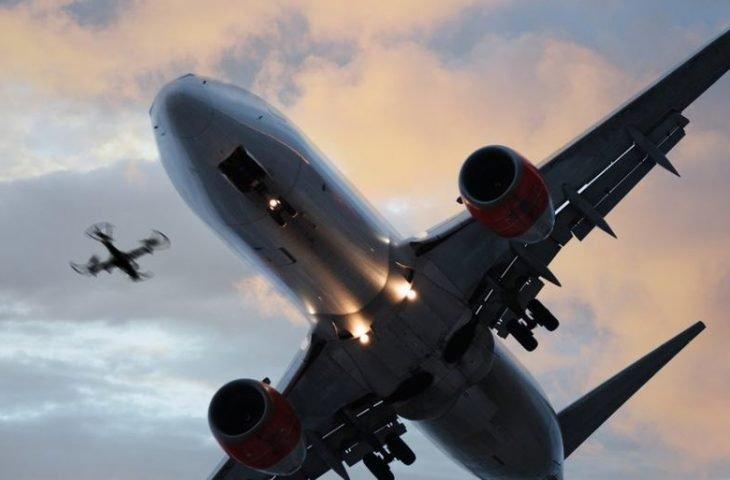 Londra drone'cuları tutuklandı