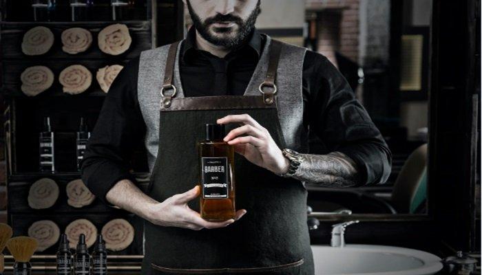 Marmara Barber erkek bakım ürünleri Türkiye'de...