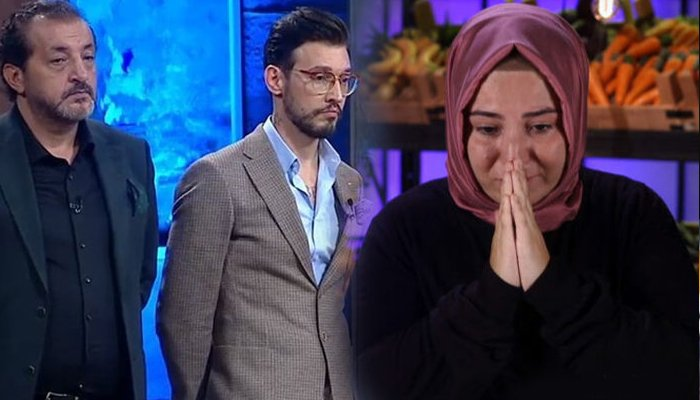 İddialı yarışmacı MasterChef'e gözyaşlarıyla veda etti!