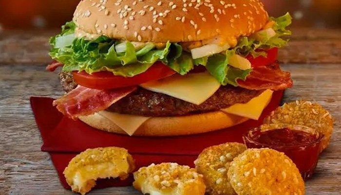 McDonald's'tan vejetaryen hamburger itirafı