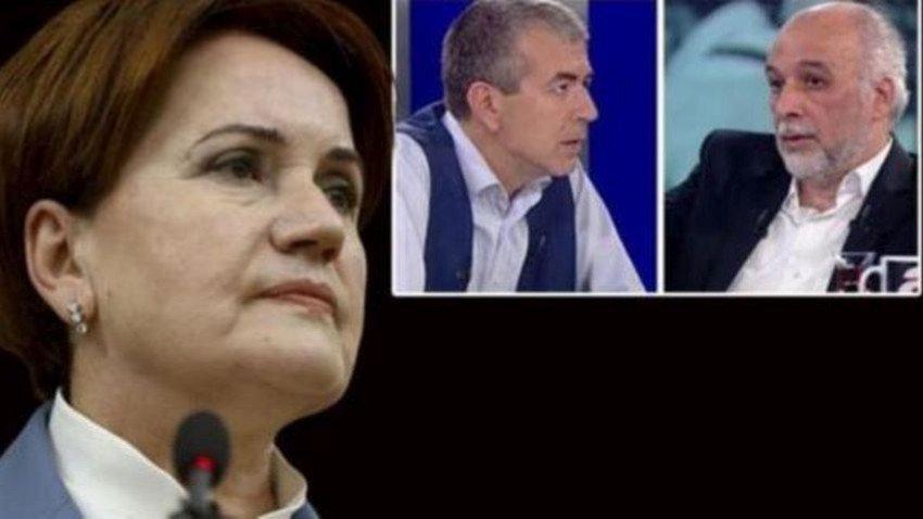 Meral Akşener'in isyanı