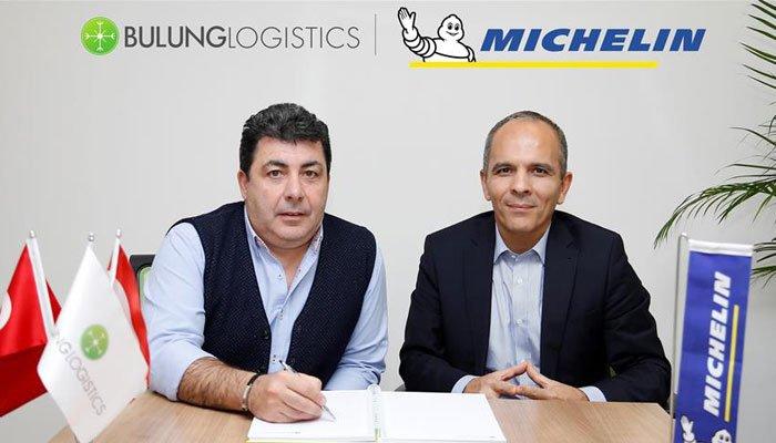 Michelin ve Bulung Lojistik'ten iş birliği!