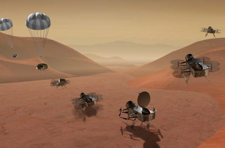 NASA Avustralya'da Mars hazırlığı yapıyor