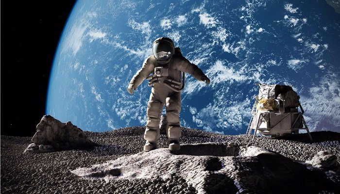 NASA yeni astronot alımı için ilanı verdi...