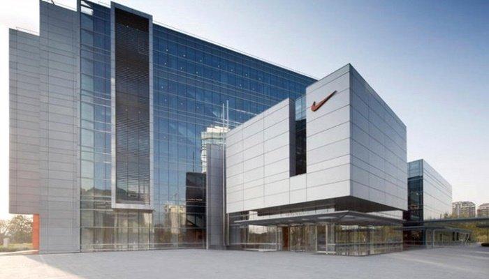 Nike Avrupa genel merkezini kapattı!