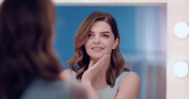 Nivea'nın yeni reklam yüzü oldu