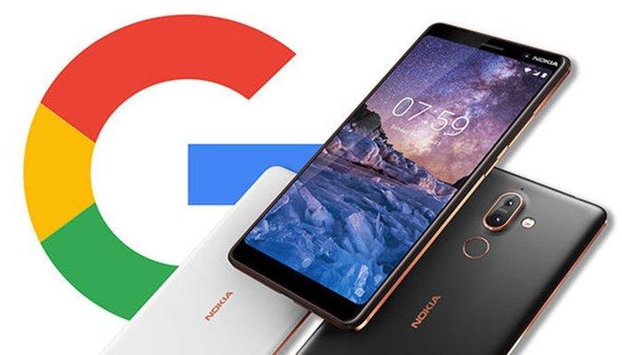 Nokia ve Google'dan 5G teknoloji işbirliği...