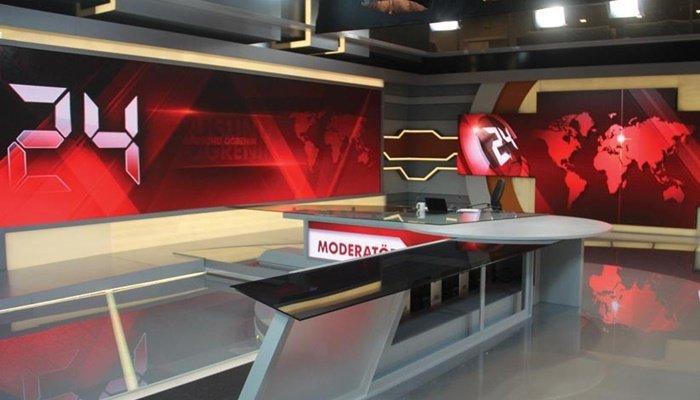 Nur Köşker'in yeni adresi 24 TV oldu.