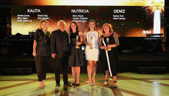Nutricia Türkiye'nin Prematüre Araştırması'na Sosyal Baykuş Ödülü