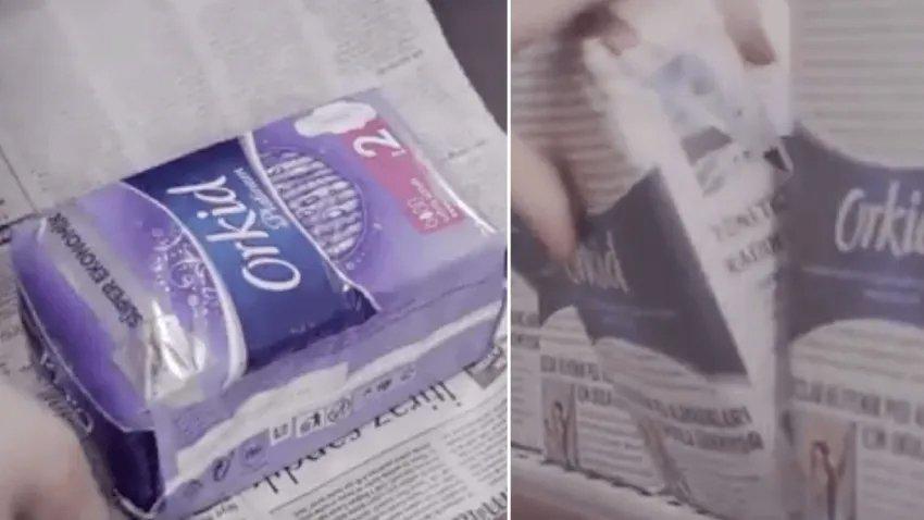 Orkid'ten tartışılan reklamla ilgili açıklama!