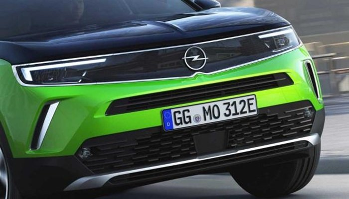 Otomotiv markası Opel, logosunu yeniledi...