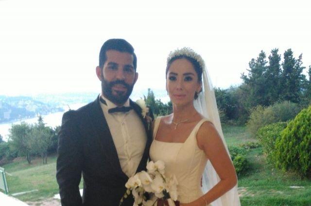 Oyuncu Merve Sevi evlendi!
