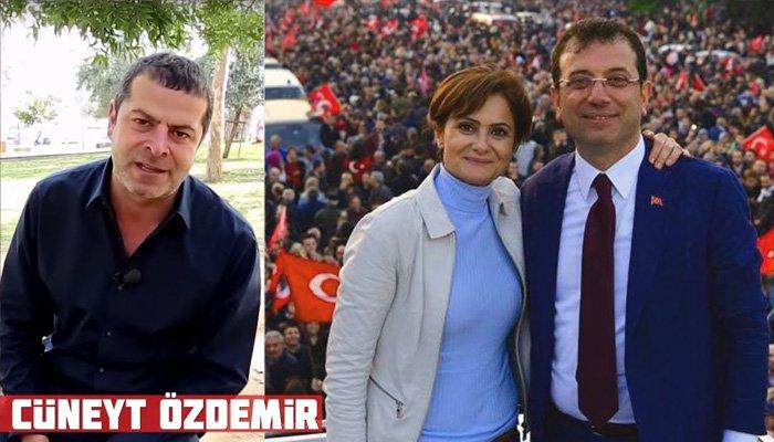 Özdemir: İmamoğlu ile CHP arasında kavga var