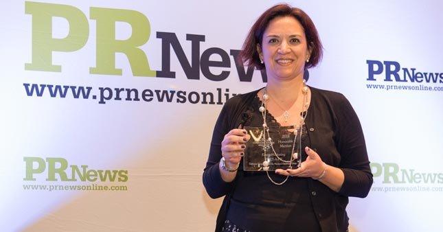 PR News Ödülleri'nde onur ödülü Pret-a-PR'ın