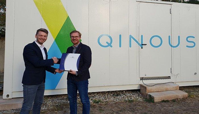 Qinous,Mikro Şebeke Yetkinlik Merkezine dönüşüyor