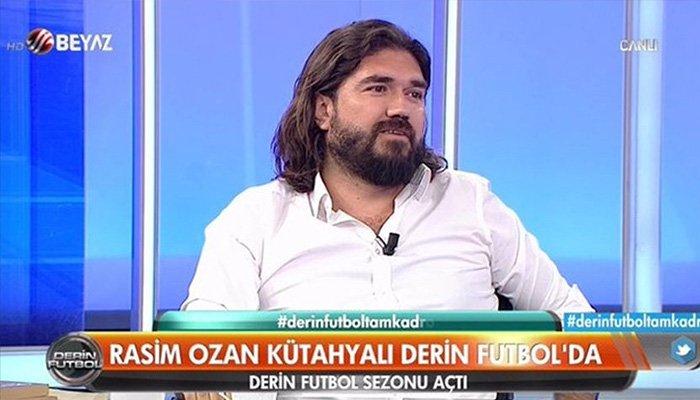 Rasim Ozan Kütahyalı ekranlara döndü...
