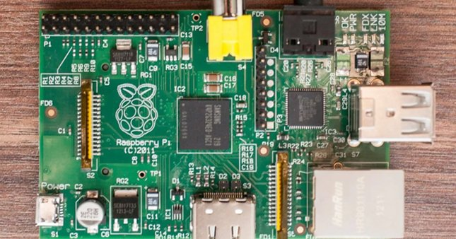 Raspberry Pi üstünde çalışabilecek