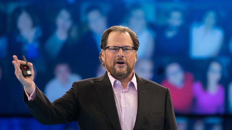 Salesforce Kanada ofisine 2 milyar dolar yatırım yapacak