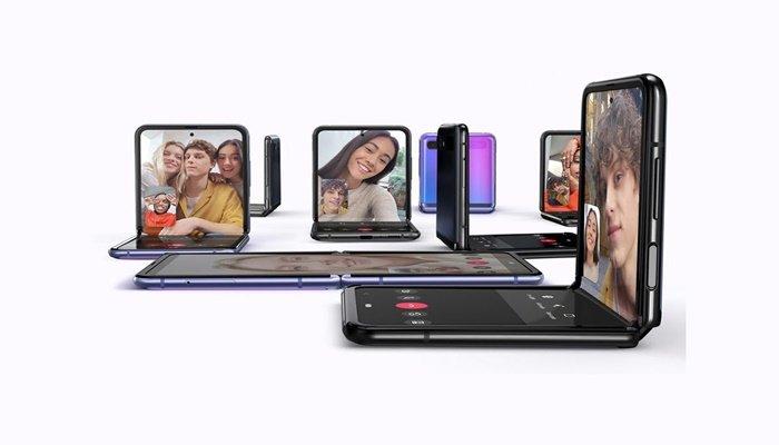 Samsung katlanabilir telefonu duyurdu!