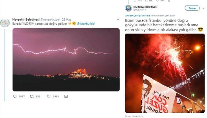Sosyal medyada 23 Haziran atışması