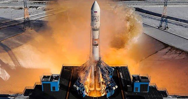 Soyuz roketi kalkıştan sonra arıza yaptı