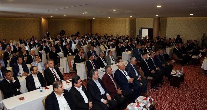 """""""Summit Erciyes Geleceğe Yatırım Yapanlar Zirvesi"""" başladı"""