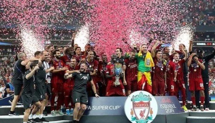 Süper Kupa finalini dünya izledi
