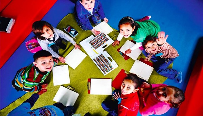 TEGV 2021'de daha çok çocuğu, online buluşturacak