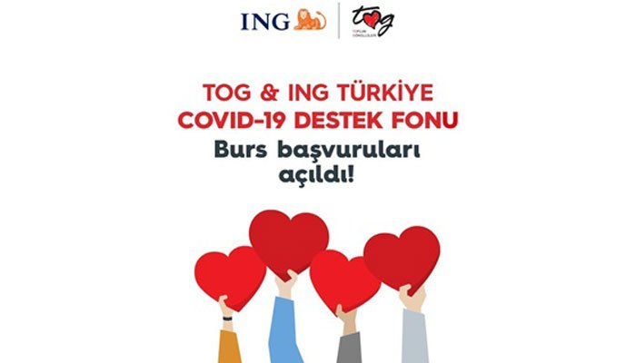 TOG ve ING Türkiye'den anlamlı işbirliği...