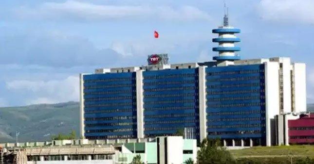 TRT Genel Müdürlüğü'nde bomba alarmı