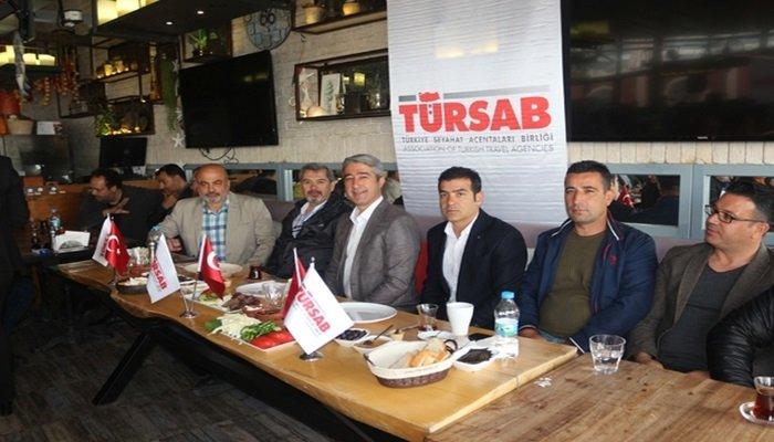 TÜRSAB'dan iptal etme,ertele kampanyası