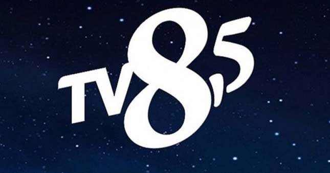 TV8,5 kanalından yayın atağı