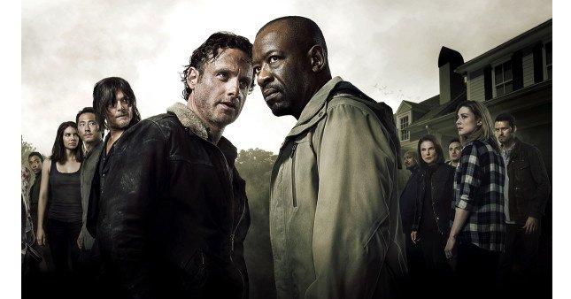 The Walking Dead Twitter'ı salladı