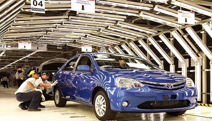 Toyota, üretim sayısını azaltıyor...