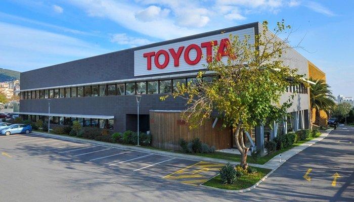 """Toyota'ya """"Altın Fabrika"""" ödülü!"""