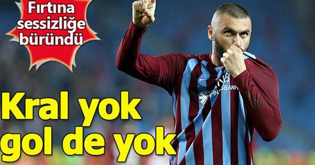 Trabzonspor sessizliğe büründü