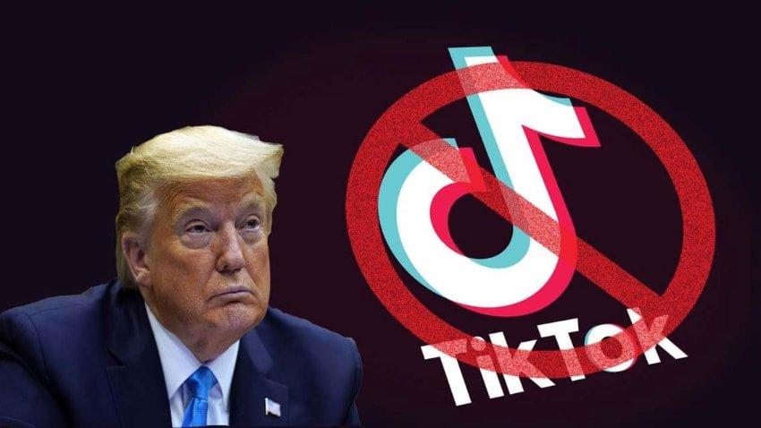 Trump duyurdu: TikTok yasaklanıyor!