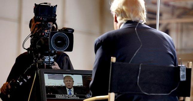 Trump'ın göçmen karşıtı reklamına veto