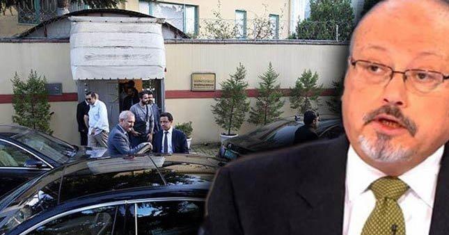 Türk yetkiliden Kaşıkçı olayı yorumu: Tarantino filmi gibi