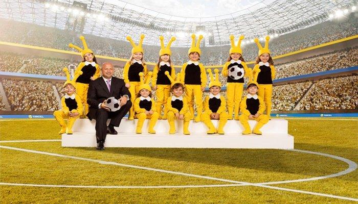 """Turkcell, """"Kadınlar Futbol Ligi"""" isim sponsoru oldu"""
