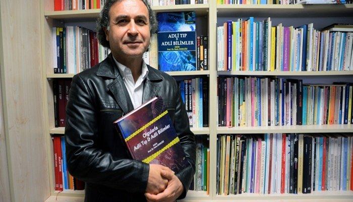 Türkiye'nin ilk 'C-S-I' kitabı çıkarıldı!