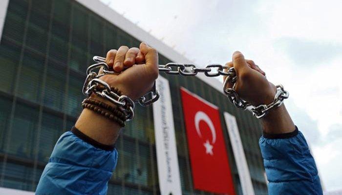 Tutuklu Gazeteciler için mektup kampanyası...