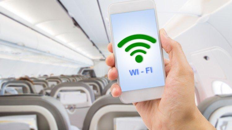 Uçakta internete bağlanmanın faturası ağır oldu