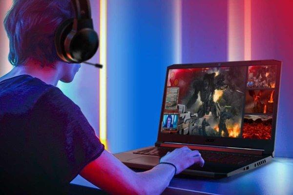 Ünlü markanın yeni oyun bilgisayarı...