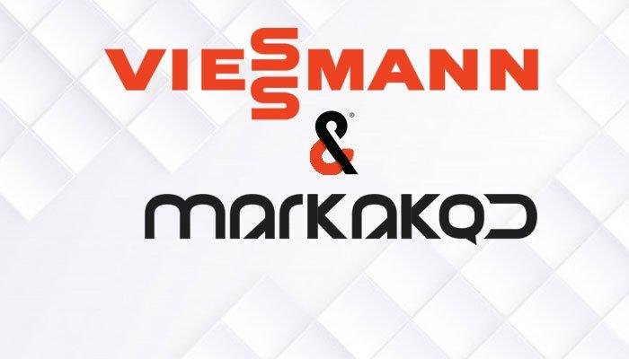 Viessmann'ın sosyal medyası Markakod'a emanet!